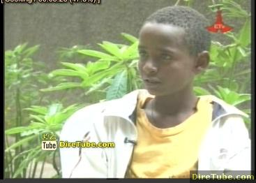 Meet Amanuel Kahelay - The 15 Years old Ethiopian Book Author