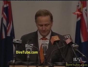 ETV 1PM Amharic News - Nov 25, 2010
