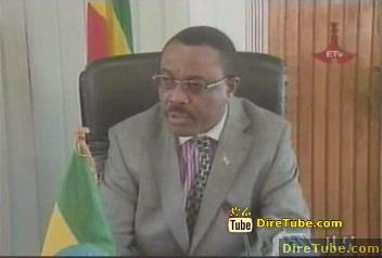 ETV 8PM Full Amharic News - Feb 01, 2011
