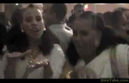 Habesha Wedding Goes Wild - Funny