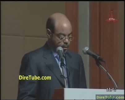 ETV Full Amharic News - Nov 11, 2010
