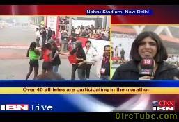 Ethiopian Lilesa win half marathon