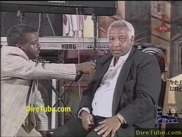 Alemayehu H-Selassie - Former Ethiopian National Football Player