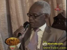 FenoteTbeb - Meet Artist Tesfaye Abebe (Father) and Tewodros Tesfaye - Part 1