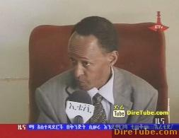 ETV 8PM Full Amharic News - Oct 14, 2011