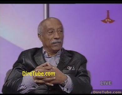 Interview with Father of EthioJazz Music - Mulatu Astatke - Part 3