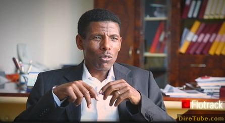 Haile Gebrselassie Road to NYC Marathon , His Life and Track Shack