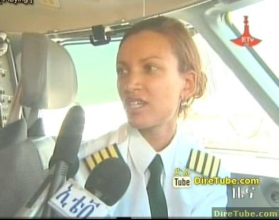 Ethiopian Airlines appoints its first female captain