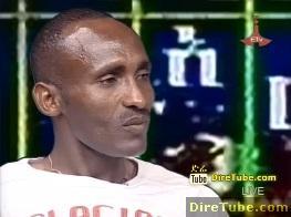 Arhibu - Interview with Athlete Assefa Mesgebu - Part 3