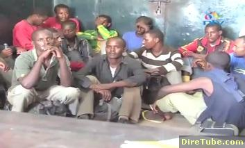Ethiopian immigrants arrested in Mombasa