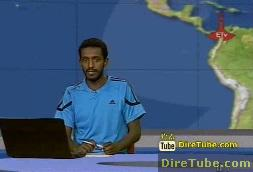 Ethiopian Sport - ETV 1PM Sport News - Dec 13, 2011