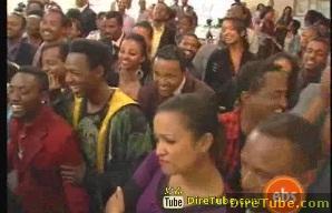 Funny Portrait of Great Ethiopian Artists