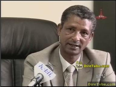 ETV 8PM Full Amharic News - Dec 24, 2010