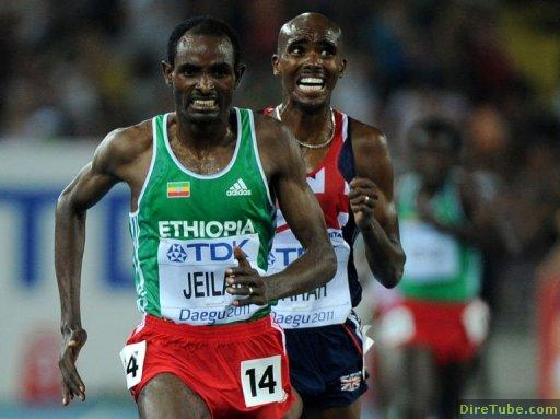 Ethiopian Athlets on Daegu Championship and Public Reaction