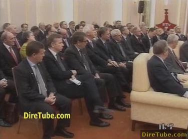 ETV Full Amharic News - Nov 9, 2010