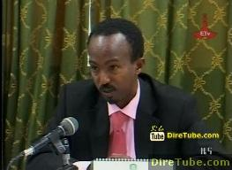 ETV 1PM Full Amharic News - Oct 9, 2011