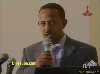 ETV Full Amharic News - Nov 8, 2010
