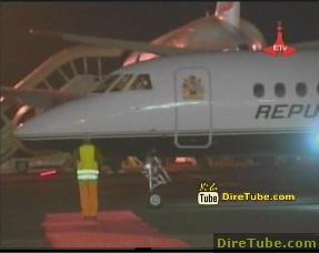 ETV Special - African Heads of State Arriving @Bole Airport