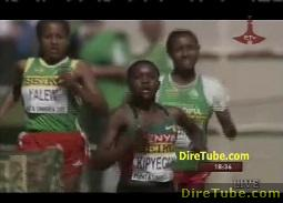 Junior Women - Ethiopia Finished 2nd in IAAF World Cross Country Championships