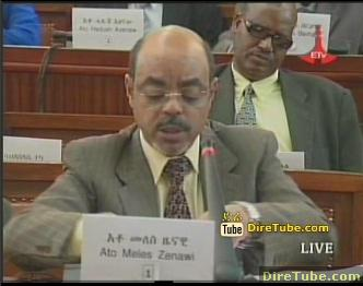 PM Meles on the Ethiopian Constitution - Feb 03, 2011