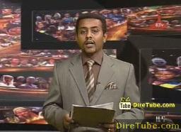 ETV 8PM Full Amharic News - Dec 9, 2011