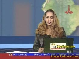 ETV 1PM Full Amharic News - Nov 1, 2011
