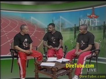 Ethio-Sport - Sport Talk Results and Highlights - Part 1