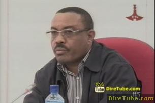 ETV 8PM Amharic News - April 30, 2011