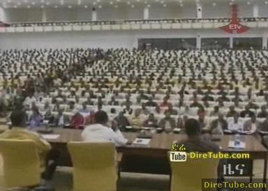 ETV 8PM Full Amharic News - Dec 27, 2010