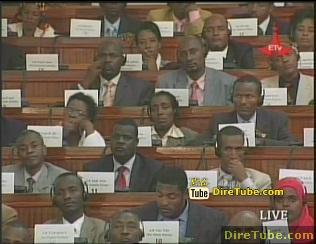 PM Meles Zenawi responds to queries raised by MPs - Part 4