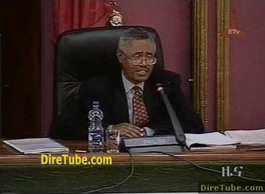 ETV Amharic News - Nov 26, 2010