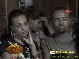 FenoteTbeb - Meet Artist Tesfaye Abebe (Father) and Tewodros Tesfaye - Part 2