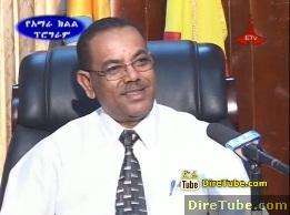Meet Professor Mengesha Admasu