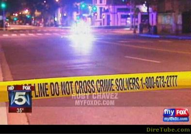 Death outside DC9 is ruled a homicide by medical examiner