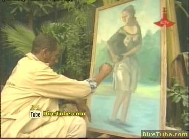 Meet Zewdu Behaile - Painter in Bahir Dar