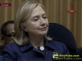 ETV Special Live! - Hilary Clinton lauds Africa's achievements - Part 2/4