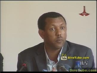 ETV 8PM Full Amharic News - Dec 30, 2010