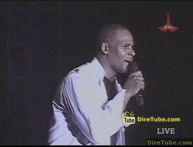 Performing Live in Ethiopia @Sheraton Addis NEW Year EVE 2011 - Part 2
