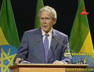 Former US President George W.Bush Speech @ the 16th ICASA Conference