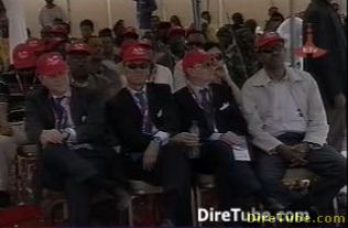 PM Meles Speech and the Launching of Millennium Hydroelectric Project