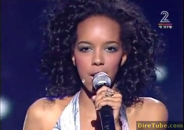 The daughter of Ethiopian immigrants won Israeli Idol