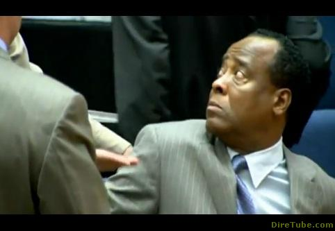 Michael Jackson's Doctor Conrad Murray Guilty