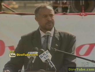 ETV Full Amharic News - Jan 22, 2011