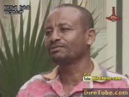 Interview with Artist Getahun Tekle [MANAJAW]