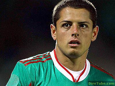 Sport Focus on Hernandez Aka Chicharito