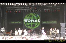 Guragigna Live at Womad New Zealand