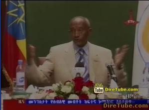 ETV 1PM Full Amharic News - Jul 7,2011