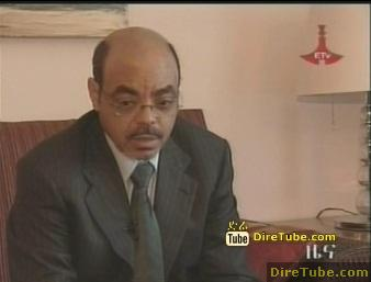 Ethiopian News - ETV Full Amharic News - Dec 11, 2010
