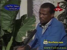 ETV Amhara Program - Interview with Adugna Zeleke