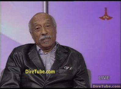 Interview with Father of EthioJazz Music - Mulatu Astatke - Part 1